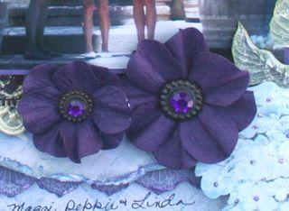 CA trip flowers