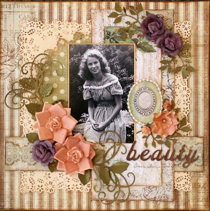Beauty-aunt nora