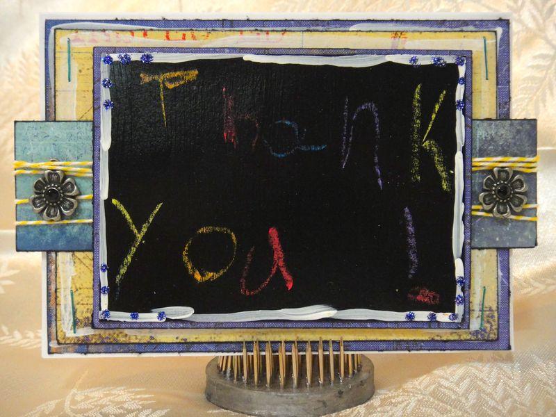 FUL 10-2012 Chalkboard card