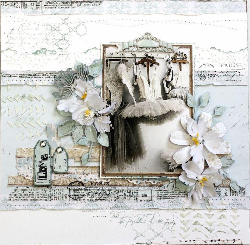 Love by Heather Jacob September GD kit